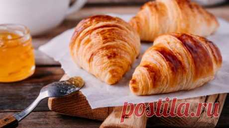 Французские сливочные круассаны, пошаговый рецепт с фото Французские сливочные круассаны. Пошаговый рецепт с фото, удобный поиск рецептов на Gastronom.ru