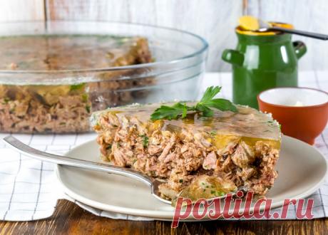 Как варить холодец чтобы бульон был прозрачным: пошаговые рецепты