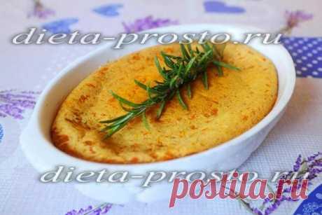 Запеканка из чечевицы с тыквой: рецепт с фото