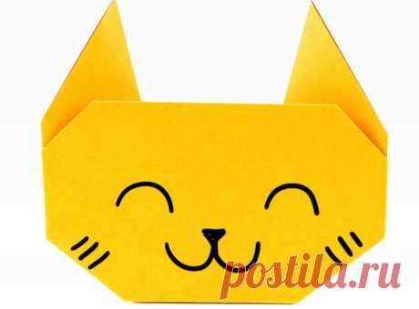 Как сделать кошку из бумаги — схема и шаблоны для изготовления Сегодня мы расскажем, как сделать кошку из бумаги. Самые интересные варианты со схемами и фото вы увидите ниже. Чтобы сделать кота, нужно начать с
