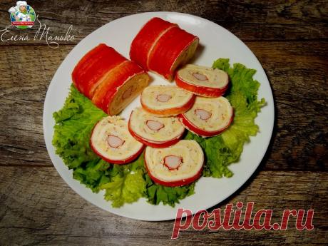 3 рецепта моих эксклюзивных новогодних закусок: вкусно, просто, красиво и очень празднично | Кухня без границ Елены Танько | Яндекс Дзен
