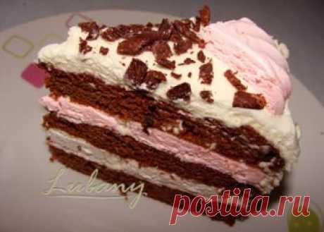 Торт зефирный - Моя кухонька