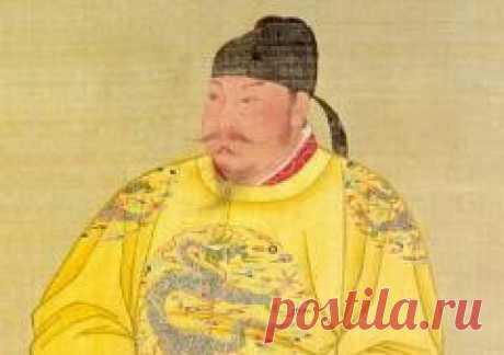 Сегодня 10 июля в 0649 году умер(ла) Тай Цзун