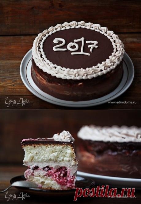 Торт «Гусиные лапки» по ГОСТу. Официальный сайт кулинарных рецептов Юлии Высоцкой.