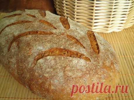 Зерновой хлеб (Jeffrey Hamelman) - СОЛНЕЧНЫЙ ПЕКАРЬ — ЖЖ