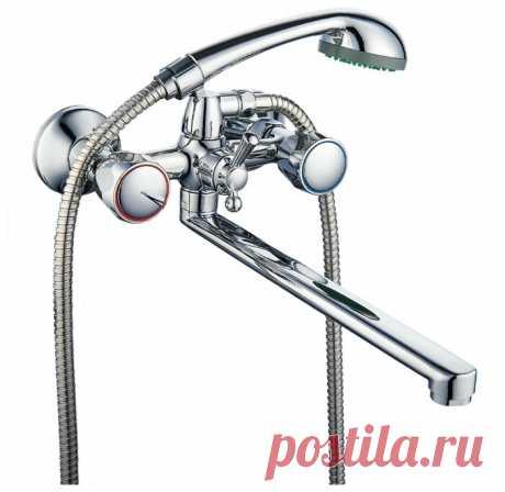 """Купить Смеситель ROEGEN RR120B для ванны, 1/2"""" м/к, плоский излив по низкой цене с доставкой из маркетплейса Беру"""