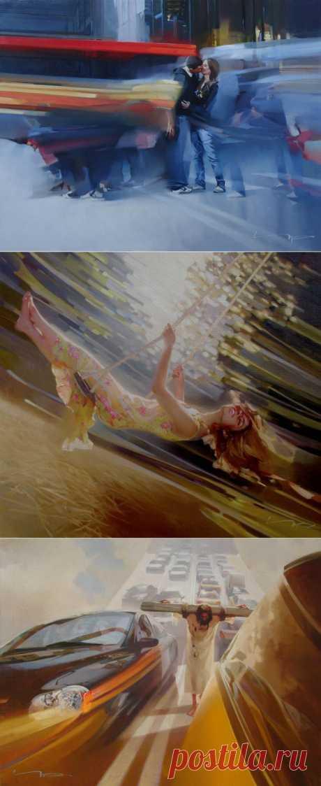 (+1) тема - Современные российские художники, к которым стоит присмотреться (ФОТО) | САМЫЙ СОК!