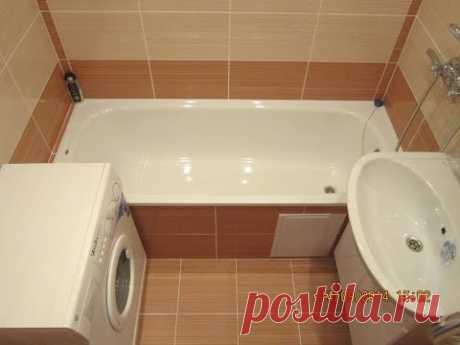 Design and repair of a bathroom