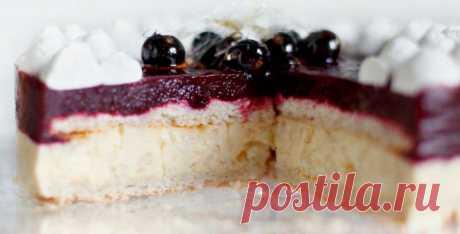 Смородиновый торт с рисовым кремом - Пошаговый рецепт с фото своими руками Смородиновый торт с рисовым кремом - Простой пошаговый рецепт приготовления в домашних условиях с фото. Смородиновый торт с рисовым кремом - Состав, калорийность и ингредиенти вкусного рецепта.