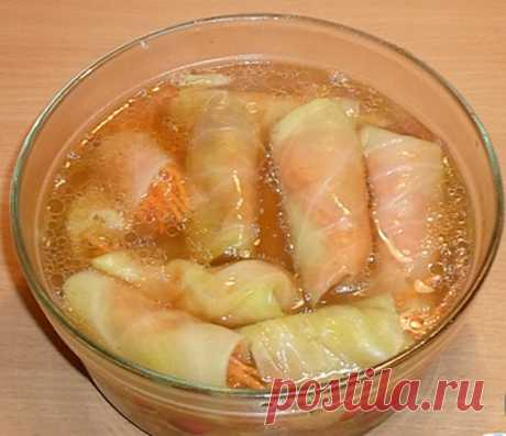 Острые маринованные голубцы по-корейски (закусочные голубцы ) | Готовим вкусно и по-домашнему