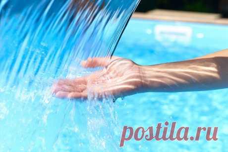 Чистая вода бассейна. Простая технология. — Делаем руками