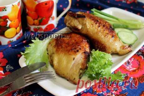 Куриные бёдра в пряном маринаде жареные рецепт с фото, как приготовить на Webspoon.ru
