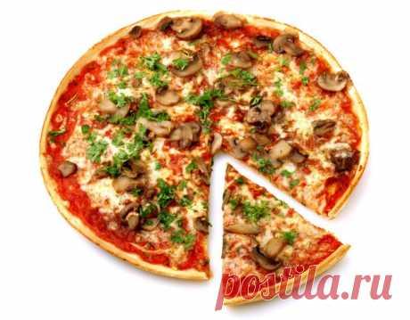 Итальянское тесто для пиццы.  = Ингредиенты: Мука — 175 гр Соль — 1/4 ч.л. Сухие дрожжи — 1 ч.л. Теплая вода — 125 мл Оливковое (растительное) масло — 1 ст.л.