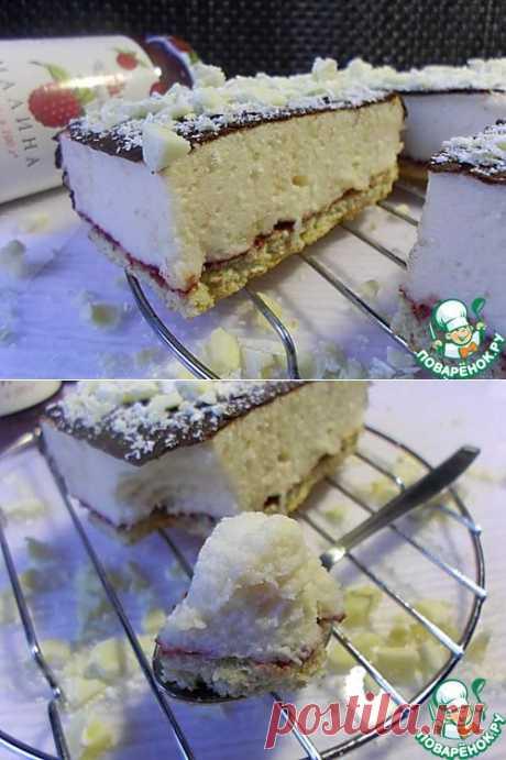 """Торт """"Птичье молоко"""" с необычным суфле. Автор: Elea"""