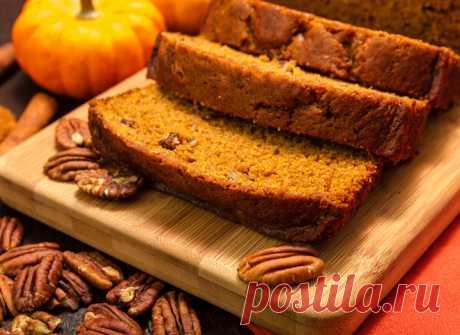 Хлеб в хлебопечке: попробуй выпечку с тыквой - tochka.net