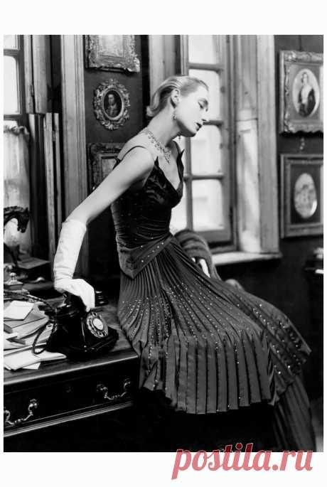 Photo Norman Parkinson 1950′