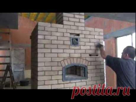 Колпаковая печь Кузнецова для бани своими руками: порядовка, чертежи и схемы