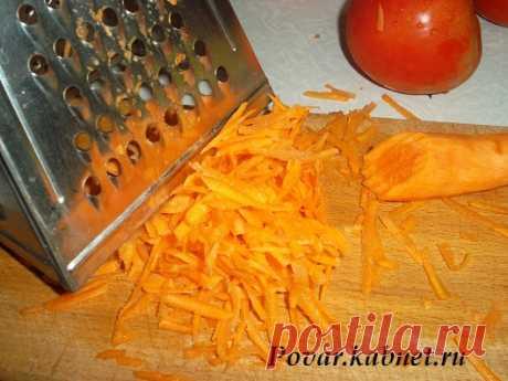 Салат с рисом и овощами на зиму -пошаговый рецепт с фото