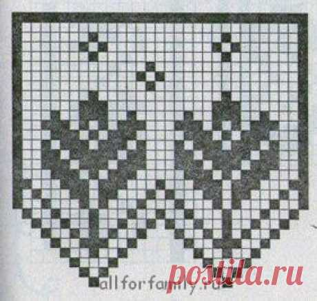 Schemes of miniatures for embroidery by a cross and other needlework | Ideas for a family | Needlework: embroidery, knitting, weaving, sewing, production of furniture