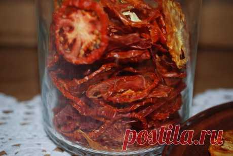 Вяленые томаты - изюминка итальянской кухни. Легко приготовить самим   Италия для меня   Яндекс Дзен