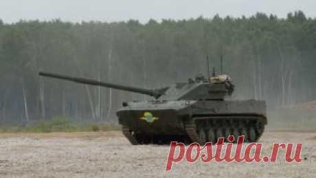 В России начнут испытания истребителя танков                                             Государственные испытания модернизированной самоходной противотанковой пушки «Спрут-СДМ1», разработанной для Воздушно-десантных войск, должны начаться в окт…