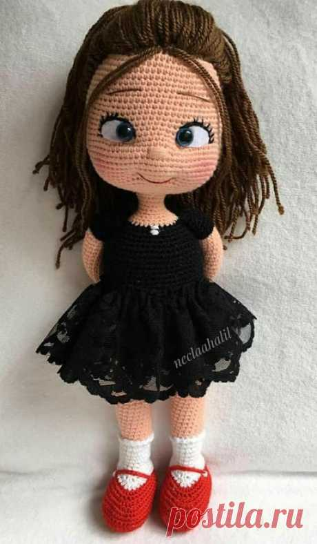 Куклы крючком | Записи в рубрике Куклы крючком | Дневник Lyuda52