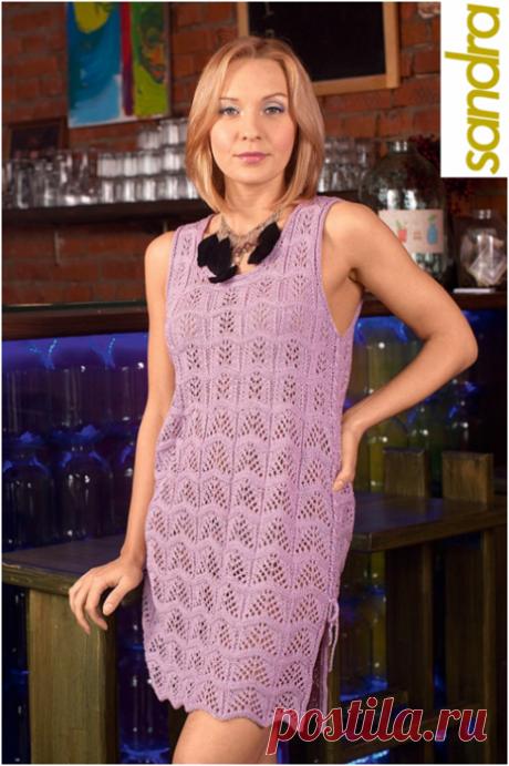 Лёгкая туника- платье.