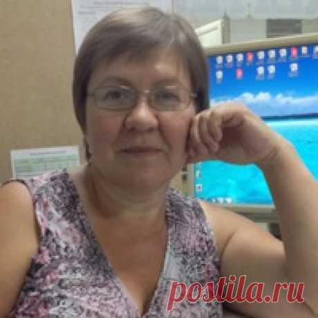 Елена Шустова