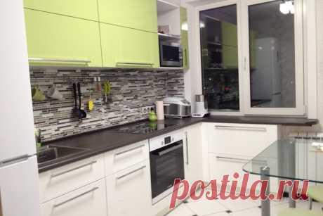 Дизайн кухни 8 кв м: идеи и особенности интерьера (+31 фото)