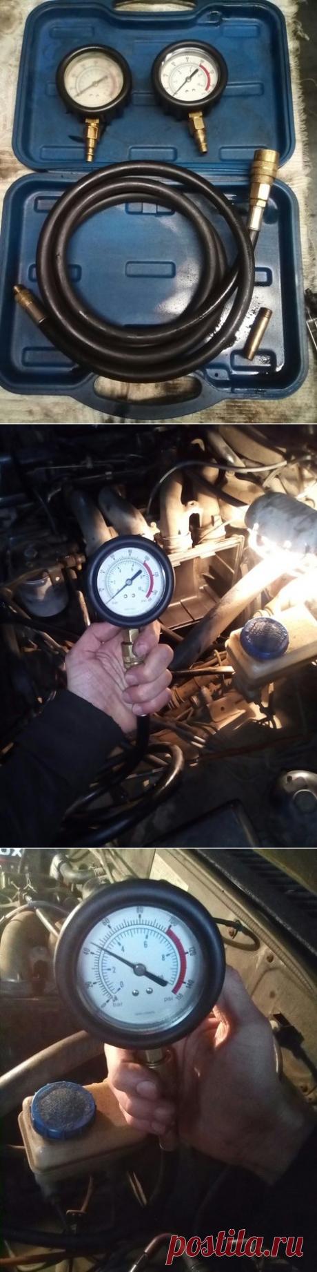 Как измерить давление масла в двигателе самостоятельно | Заметки автомеханика | Яндекс Дзен