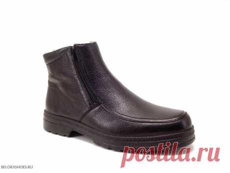 Полусапоги мужские Отико 2834/2 - мужская обувь, ботинки. Купить обувь Otiko