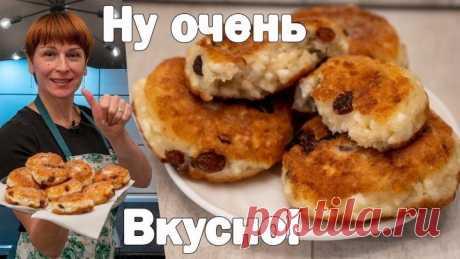Сырники на завтрак от заботливой мамы