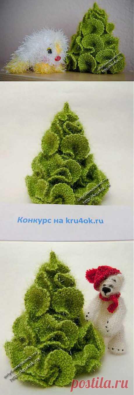 Лесная красавица - вязание крючком на kru4ok.ru