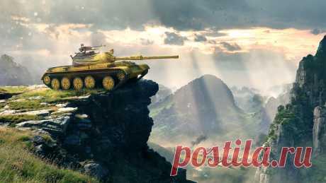 Главная | World of Tanks Blitz