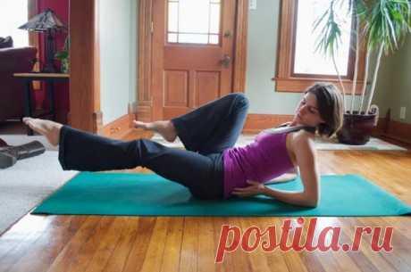 Упражнения для улучшения кровообращения в ногах и головном мозге