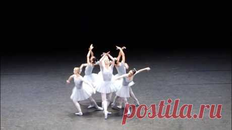 Рассинхрон в балете: прекрасное с юмором