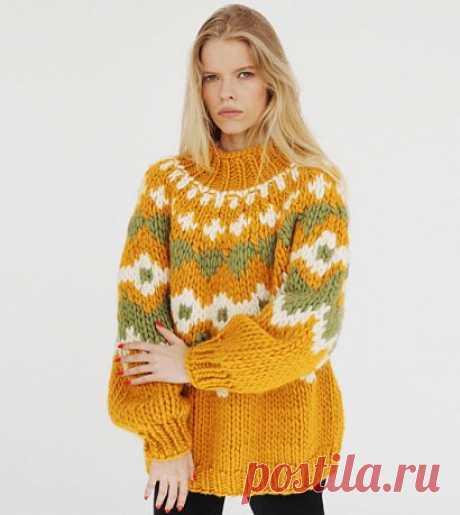Lola   Набор для вязания   Женщинам — WOOL&MANIA.Идеи.
