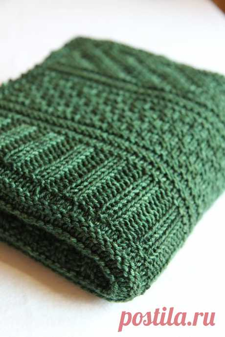 Плед Guernsey Wrap | Italian Dish Knits