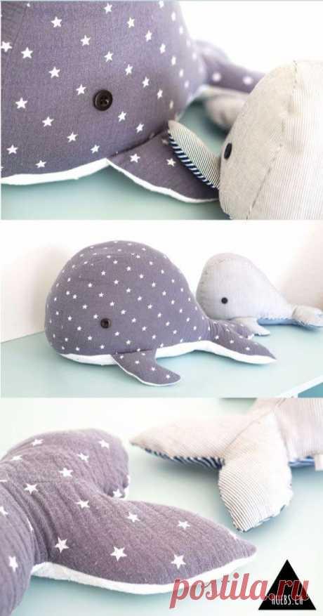 Как сшить китёнка