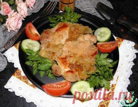 Жареная свинина с луком – кулинарный рецепт
