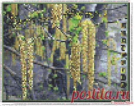Программа перевода любой картинки в схему для жакарда, вышивки по вязанию и т. п. - Вязание - Страна Мам