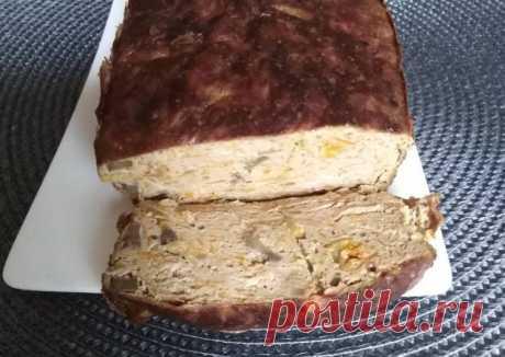 (4) Печёночная запеканка ПП - пошаговый рецепт с фото. Автор рецепта Елена Рудягова . - Cookpad