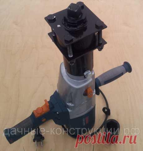 """Сваекрут-гайковерт СГ-2,0-15 от компании """"Дачные конструкции"""" -"""