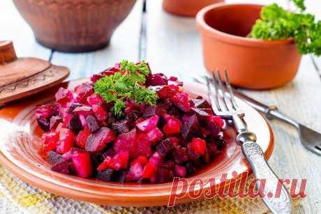 Винегрет «Классический» - 10 рецептов, как приготовить (пошагово с фото)