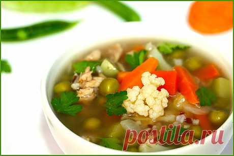 Воскресный обед по-английски: Ирландское рагу и Суп с зеленым горошком - Ржаной на закваске и не только — ЖЖ