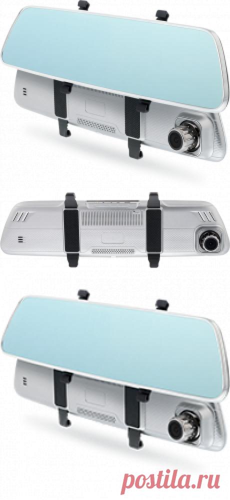 Зеркало видеорегистратор Fujicar FC8 Видеорегистратор Парковочная камера FM-трансмиттер GPS-навигатор Радар-детектор Hands-free WiFI, SIM мобильный интернет Micro SD до 32Gb Night Vision Multi Touch Screen Функция G-Sensor Полностью на русском Бортовой компьютер Fujicar FC8 является продуктом разработки Японских инженеров. Выполнен в качественном, стильном, ультратонком корпусе, который приятно дополняет интерьер автомобиля любого класса, а новый интуитивно понятный интерф...