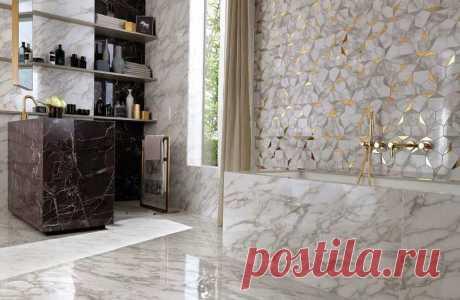 Как правильно выбрать керамическую плитку? Рассказываем! - Дизайн квартир с фото Vdizayne.ru