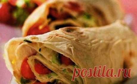 Бутерброды из лаваша - Пошаговый рецепт с фото своими руками Бутерброды из лаваша - Простой пошаговый рецепт приготовления в домашних условиях с фото. Бутерброды из лаваша - Состав, калорийность и ингредиенти вкусного рецепта.