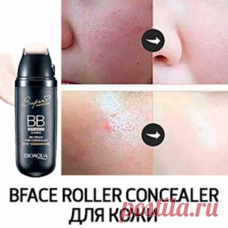 Bface Roller Concealer - для кожи. Роликовый консилер, скрывает любые недостатки кожи. Это одновременно роллер, консилер и корректор. Подготавливает основу для красивого и стойкого макияжа - Отбеливает кожу на несколько тонов - Маскирует пятна, прыщи, шрамы, неровности - Обладает сильным водоотталкивающим эффектом 🌸Ссылка в профиле @beauty_litso, #beauty_litso, @kirikalenna, #красота_от_здоровья