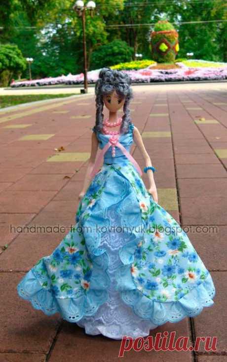 Самый полный мастер-класс корейской интерьерной куклы.